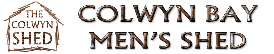 Colwyn Bay Mens Shed Home Page